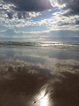 Ocean view near Brisbane, Australia | Copyright Patricia Belleno